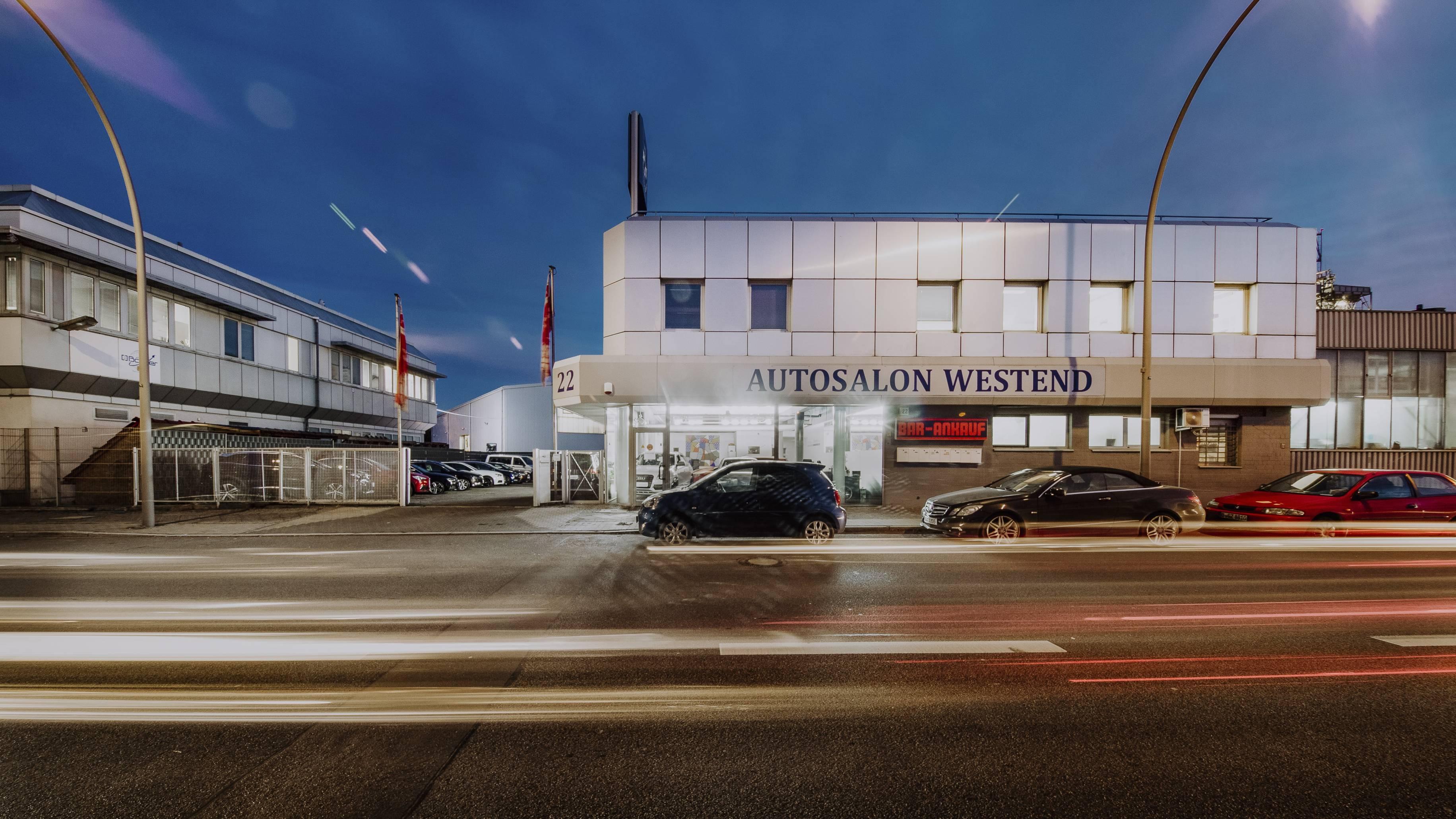 Autosalon Westend